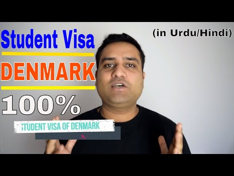 Study in Denmark: Student Visa of Denmark for Pakistani and Indian Students