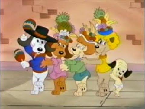 Pound Puppies Episode 4 Snowbound Pound Youtube