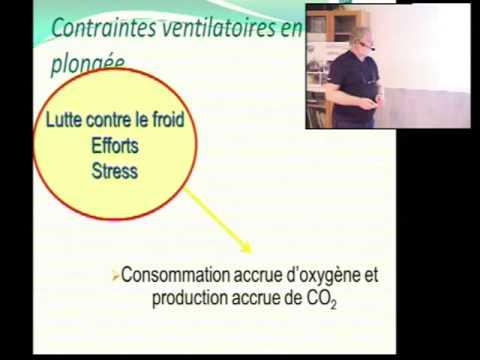 E-learning Plongée Niveau 4 - L'essoufflement
