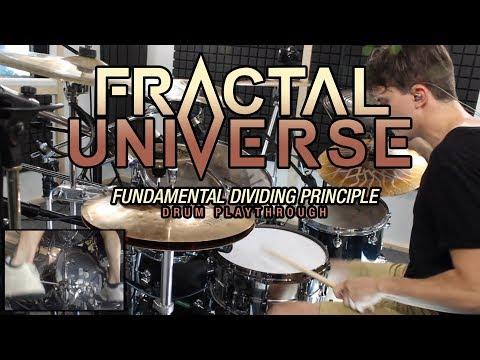 "Fractal Universe ""Fundamental Dividing Principle"" (Drum Playthrough)"