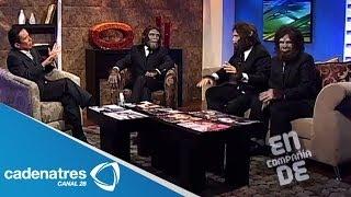 En compañía de.. Simeone Monarres, Monuel Changosé y Mónico Chimpanzón 12/01/14