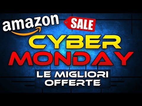 Cyber Monday - Le migliori Offerte di AMAZON