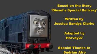 Thomas & Friends Audio Story 34 - Diesel Plays a Trick