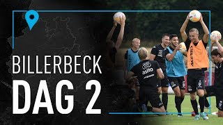 🇩🇪 BILLERBECK DAG 2 | Creativiteit in de training