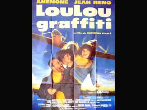 loulou graffiti