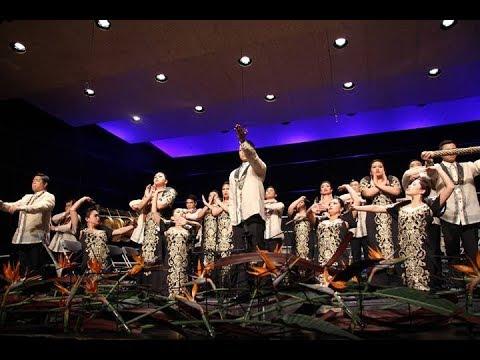 III. Sagayan (from Manga Pakalagian) NILO ALCALA -  Philippine Madrigal Singers