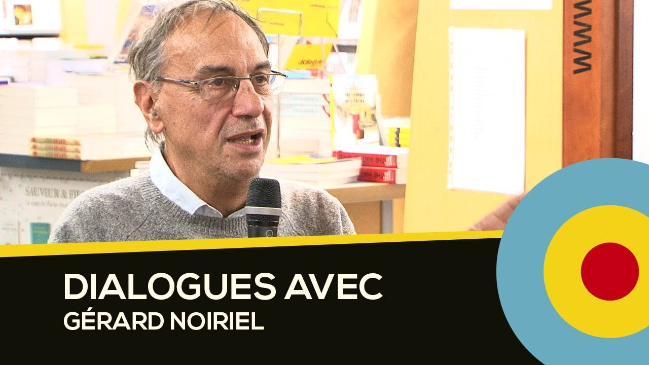 Dialogues avec Gérard Noiriel 7 novembre 2018