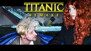 TITANIC - Remake Z Dvpy
