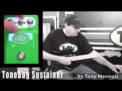 T-Rex ToneBug Sustainer.mov