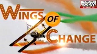 Wings Of Change (Aero India 2015)