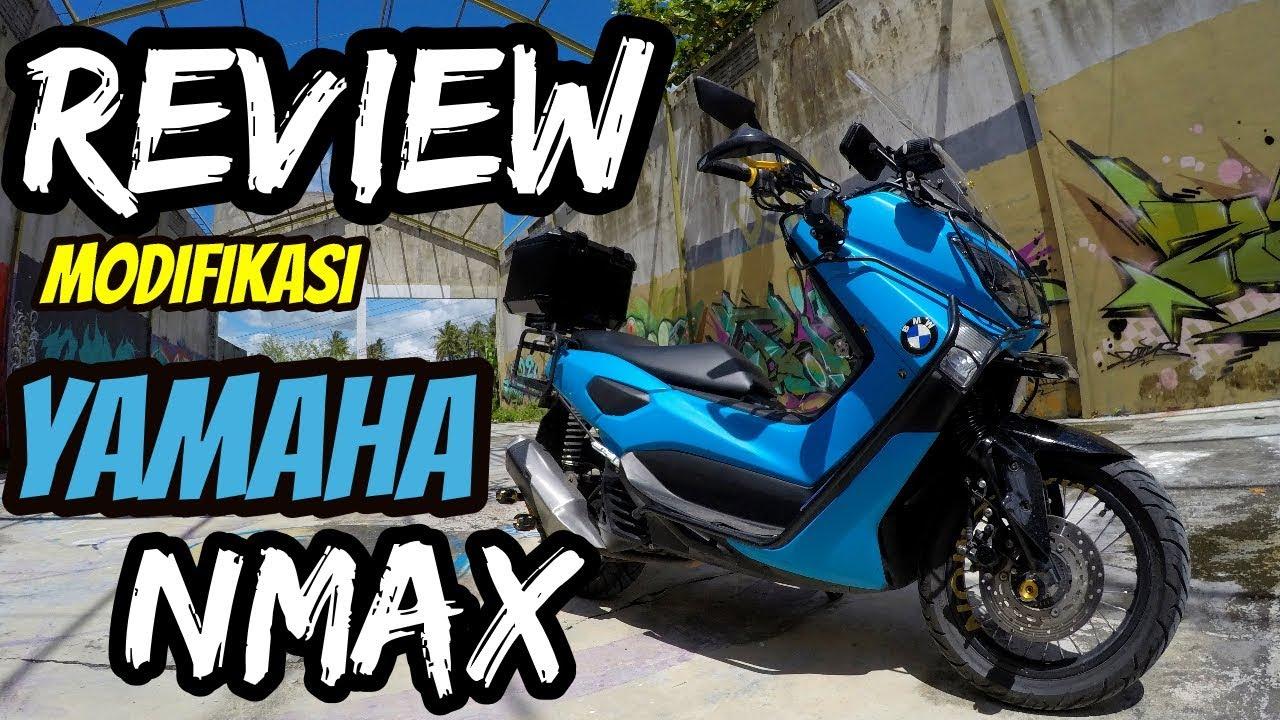 Download Koleksi 51 Modifikasi Yamaha Nmax Adventure Terlengkap