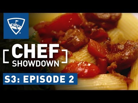 Chef Showdown | Season 3, Episode 2 | Topgolf