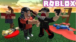 Mình Lần Đầu Làm Sát Nhân   Big Bang   Murder Mystery 2 - Roblox Li...