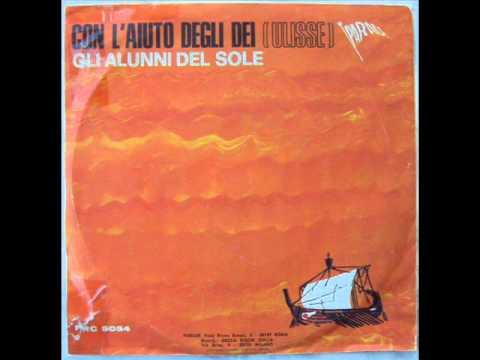 ALUNNI DEL SOLE       CON L'AIUTO DEGLI DEI    1968