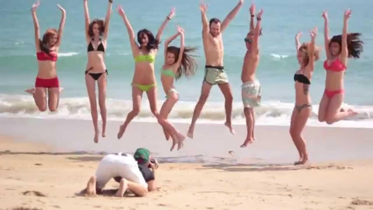 Ferien an der Algarve | Strand Praia do Trafal - YouTube