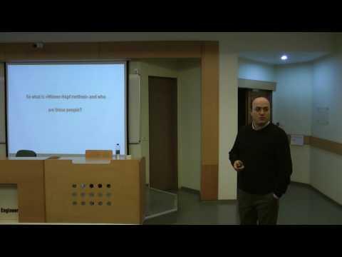 IEEE AP/MTT/EMC/ED Turkey Seminars - Prof. Gökhan Çınar, March 10, 2017