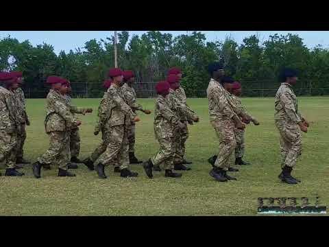 Cayman Islands Cadet Corps Intake Feb 2018