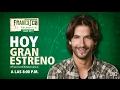 Hoy gran estreno de Francisco El Matemático a las 8:00 p.m.