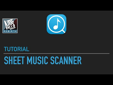 Sheet Music Scanner v3.0.0