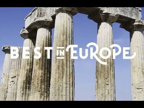 The top place in Europe to travel in 2016: The Peloponnese -