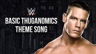 WWE: John Cena 2003-2004 Theme Song ''Basic Thuganomics''