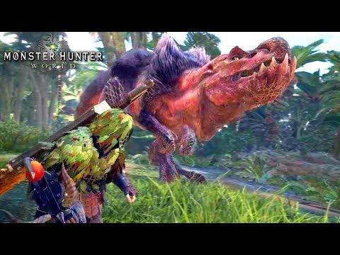 Não Adianta Se ESCONDER, Vamos FUGIR! - Monster Hunter World | (#3) (PT-BR) thumbnail