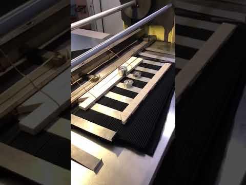 Sunray Pleating Machine