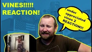 under appreciated vines 2 REACTION!!!   What did I just watch!