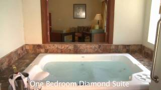 Valentin Imperial Maya - One Bedroom Diamond Suite Room Preview
