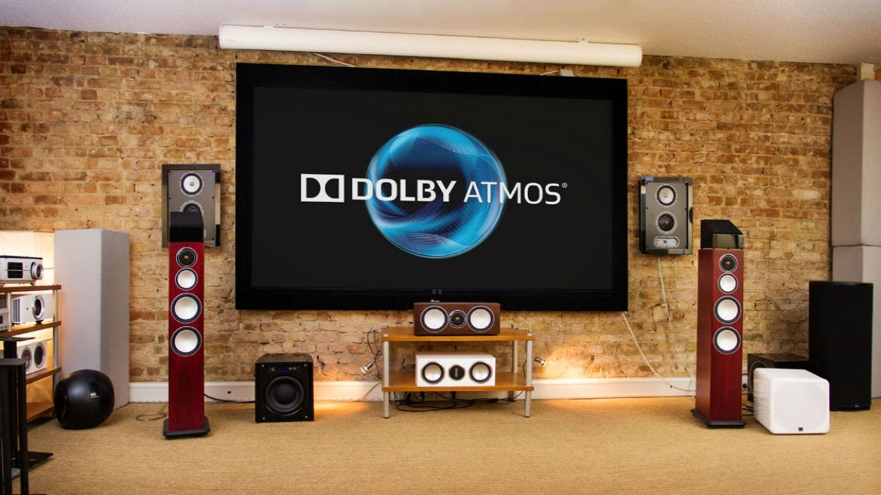 Atmos Speakers Youtube