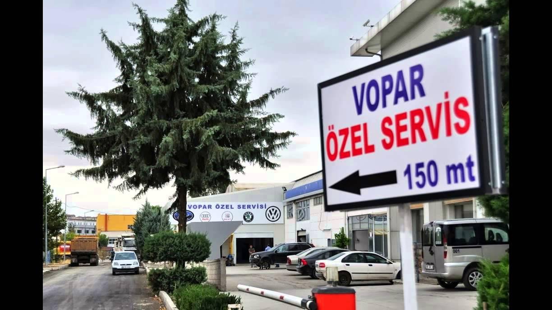 vopar Özel servis ( ford, wolksvagen, audi, seat, skoda ) - youtube