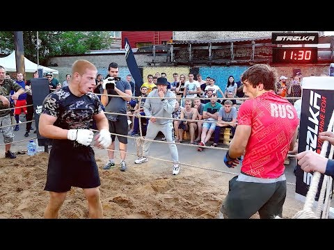 WUSHU MASTER vs 2 Army Fighter and Pro MMA !!!