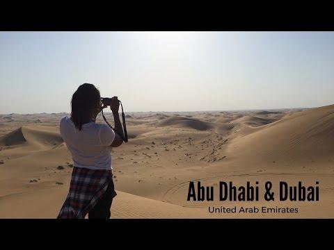 Abu Dhabi and Dubai United Arab Emirates | Travel Blogger