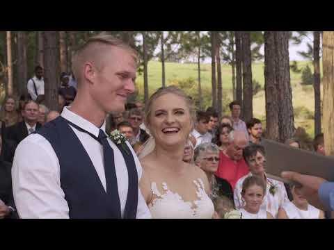 KZN Midlands Wedding Creative Film   Tanya & James