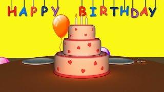 Parabéns Para Você | Happy Birthday Song