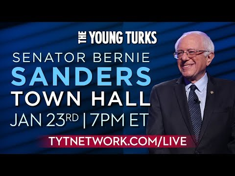 Bernie Sanders' Medicare for All National Town Hall WATCH LIVE HERE