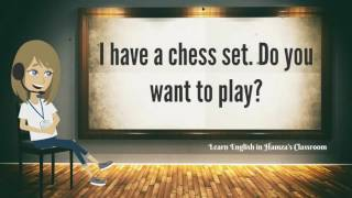 Basic English Lessons - 20 - Common Daily Expressions
