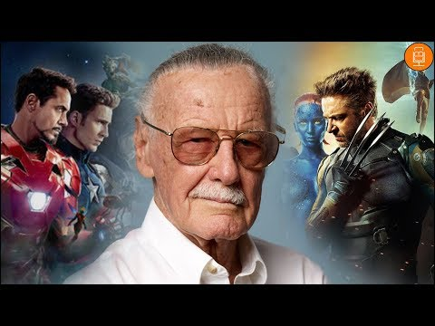 Stan Lee Says X-Men and Fantastic Four Will Join the MCU Eventually