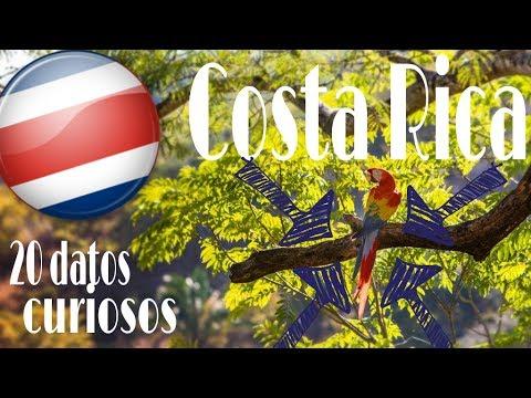 20 curiosidades sobre Costa Rica que debes saber / Ser Pura Vida :)