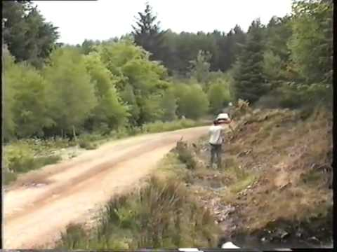 Argyll Stages Rally - Various years - Various stages around Dunoon and the Rest & be Thankful