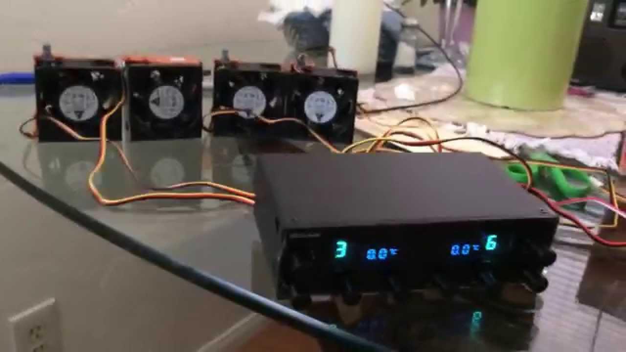 Dell Poweredge R710 Fan Noise
