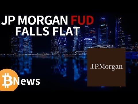 JP Morgan's Bitcoin FUD Falls Flat - Crypto News