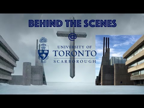 The Weeknd - Secrets l Behind the Scenes Tour @ UTSC!!!