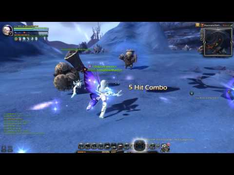 Dragon Nest Europe - Lv 80 Daily Quest [Sentinel]