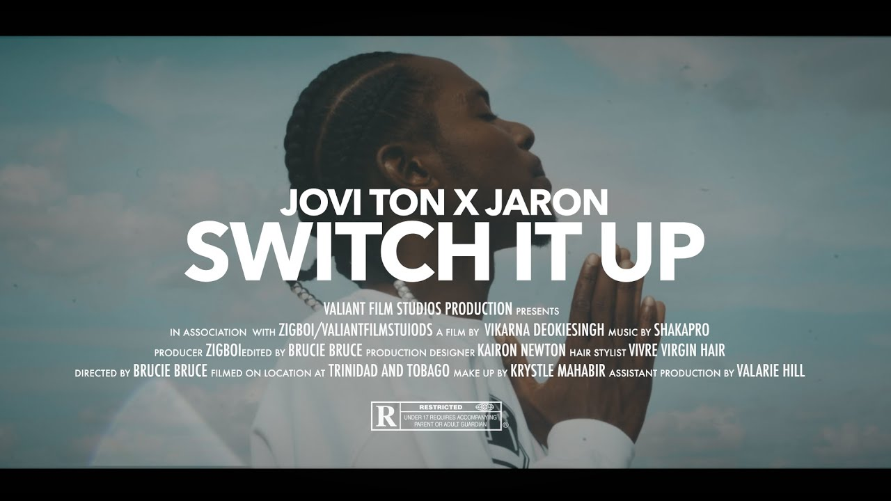 Download Jovi Ton Ft Jaron- Switch It Up(Official Music Video)
