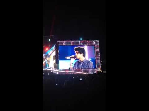 One Direction Nationals Park 8/11/14