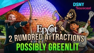 Possible Additions of MARY POPPINS or BRAVE to World Showcase at EPCOT - Disney News - 10/12/17