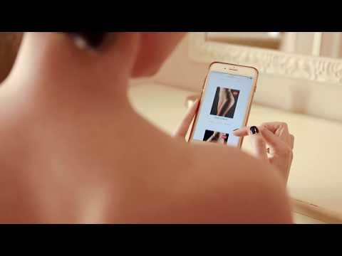 Laura Baldini in Cyprus   Body shape collection  FULL VIDEO HD