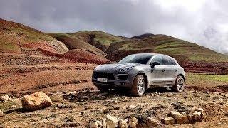 Deel 1: Roadtrip Marokko met Porsche Macan Diesel - Autovisie TV