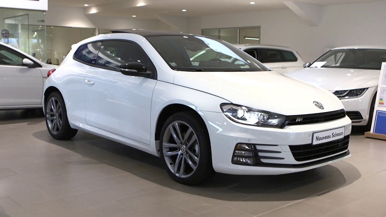 Volkswagen scirocco occasion 1 4 tsi 125 s rie limit e for Scirocco occasion garage